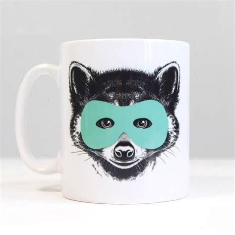 animal mug superhero animal mug by of life lemons