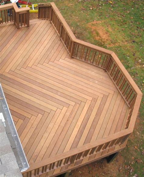 deck pattern ideas angled deck boards remodeling ideas pinterest