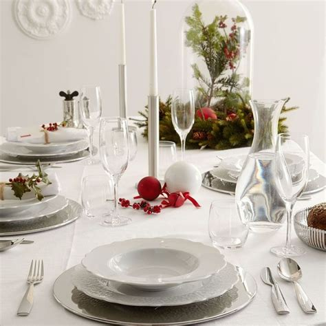 Decorations Table De Noel by Une D 233 Coration De Table De No 235 L 233 Pur 233 E Table De No 235 L