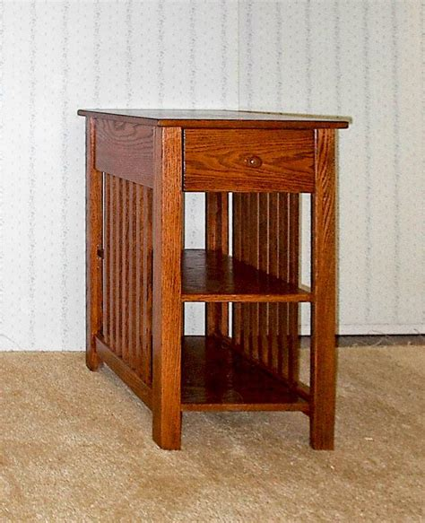 mission style accent tables oak end tables top topic related to glass end tables