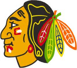 Nhl Wall Stickers chicago black hawks 1965 1986 primary decals stickers no