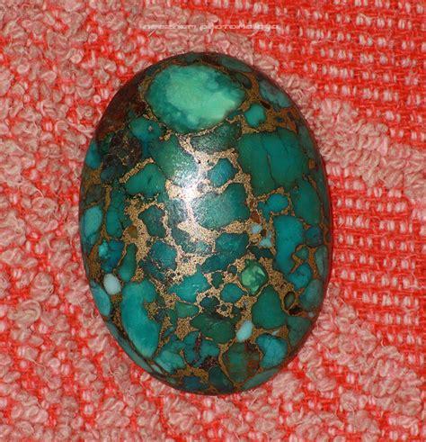 Turqouise Pirus batu permata pirus tembaga copper turquoise unikversiti