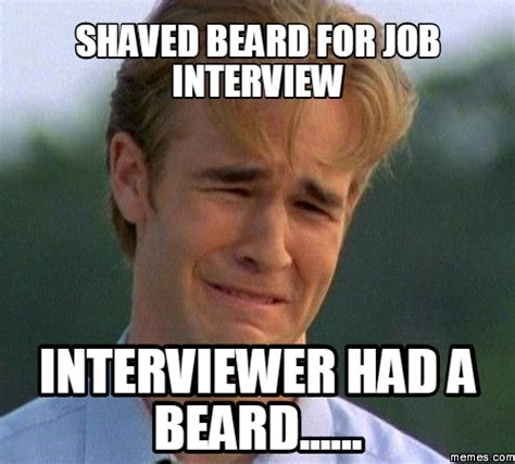 Interview Meme - image gallery job interview meme