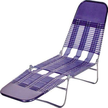 Pvc Chaise Lounge Chair by Pvc Lounge Chair Walmart Mainstays Pvc Lounge Green