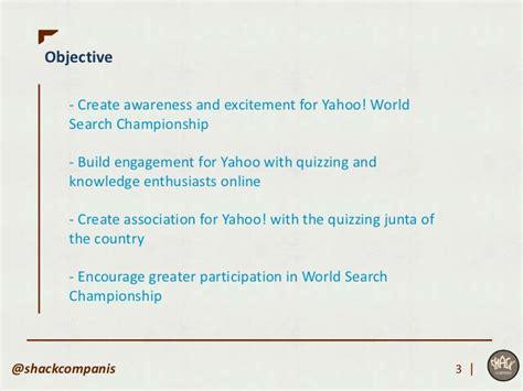Yahoo Search India Yahoo India Digital Marketing Study