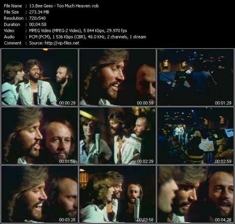 bee gees much heaven hq bee gees much heaven clip