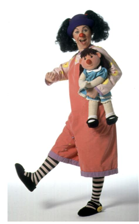molly and the big comfy couch costume non ironic clown image links tv tropes
