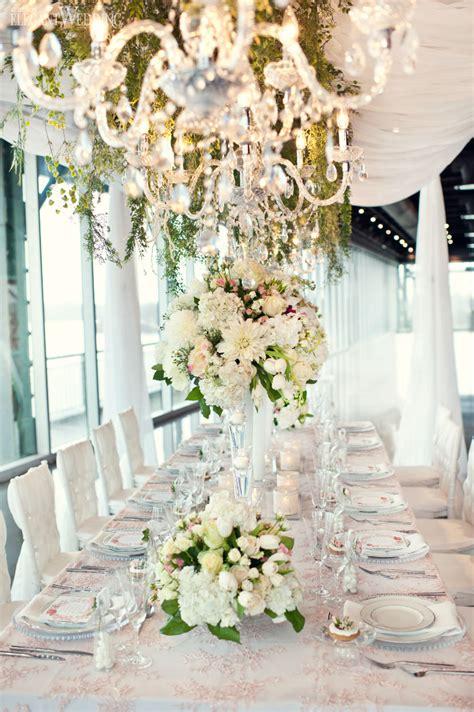 Evas Bridal Garden City by Luxurious Indoor Garden Wedding Inspiration