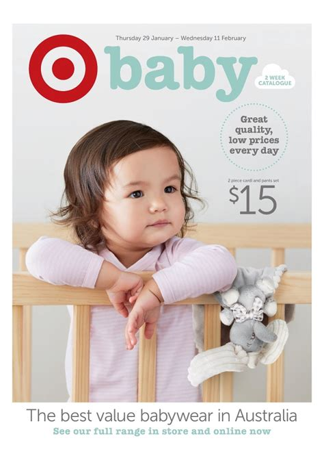 Target Baby by Target Baby Catalogue 2015 Nursery Items Baby Clothing