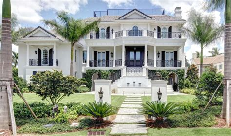 prestige house plan weber design naples fl