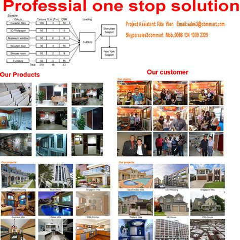 home improvement supplier one stop building materials