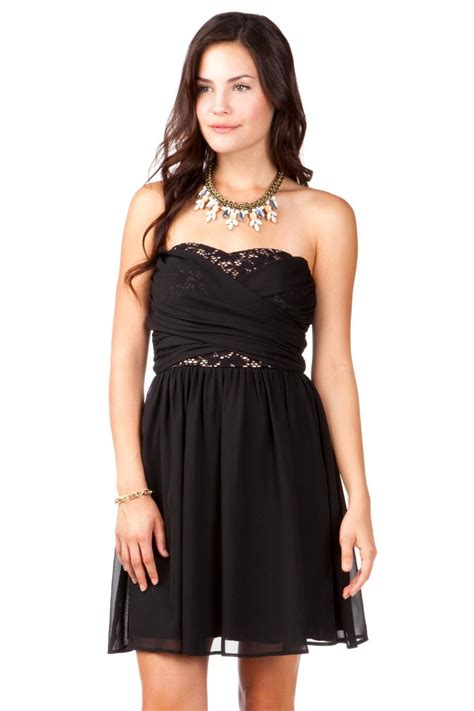 ravena strapless dress s