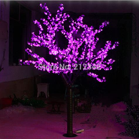 1 040pcs leds 2m led cherry blossom tree light artificial