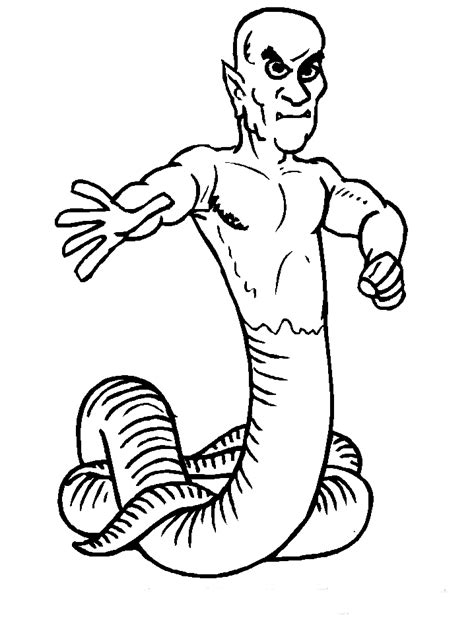 monsters in coloring pages coloring page monster coloring pages 7