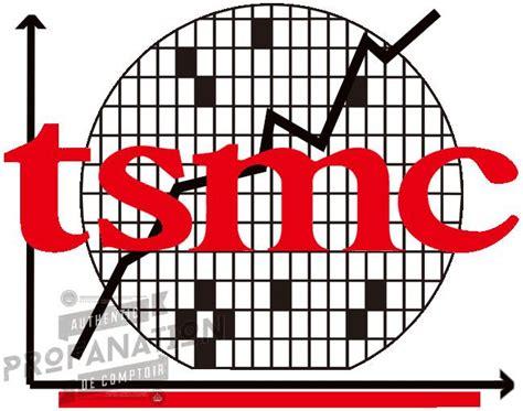 les revenus de tsmc en hausse pour octobre le comptoir