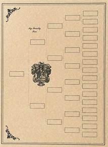 blank family tree template e commercewordpress