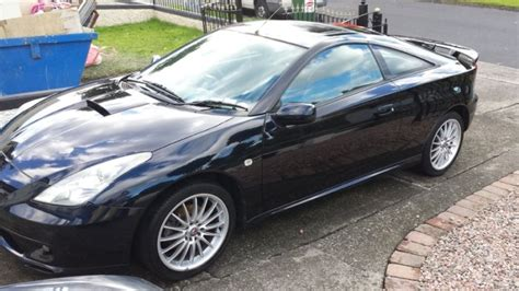 2001 Toyota Celica For Sale 2001 Toyota Celica For Sale For Sale In Tallaght Dublin