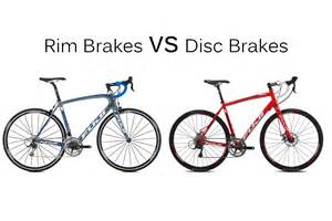 Brake System In Bike Road Bikes Brakes Vs Disc Brakes Performance