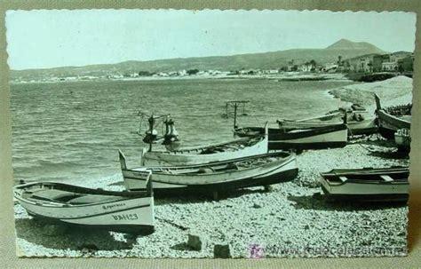 fotos antiguas javea antigua foto postal playa de javea xabia alicante