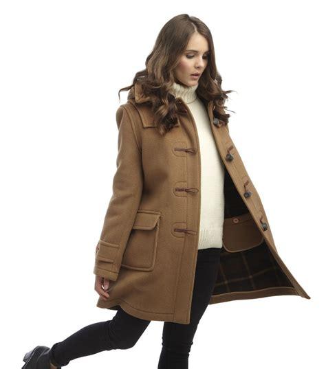 women s womens london duffle coat camel