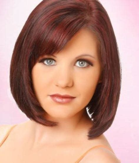 party wear hairstyles for round face 20 bobs for round faces