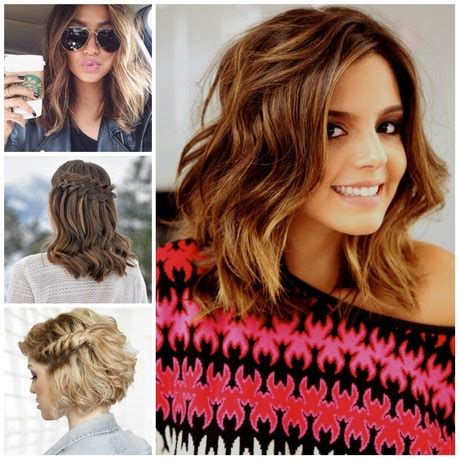 Shoulder Length Hairstyles Curly by Curly Medium Length Hairstyles 2017