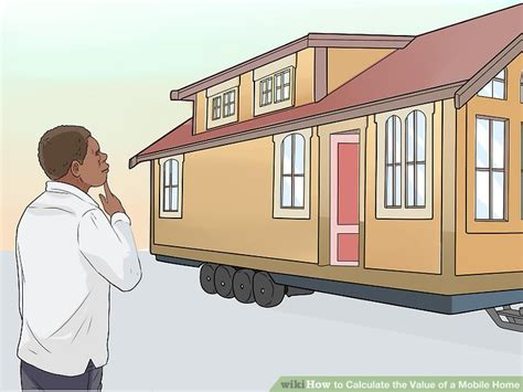 3 ways to calculate the value of a mobile home wikihow