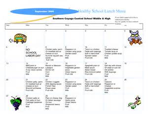 breakfast lunch dinner menu template school breakfast menu template