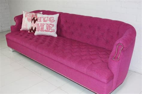 www roomservicestore bel air pink tufted sofa