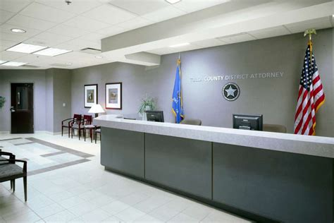 County Attorney S Office by Cjc Architects Tulsa 187 Tulsa County District Attorney Office