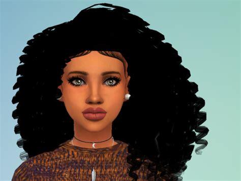 sims 4 blvcklifesimz hair ts4 black hair tumblr
