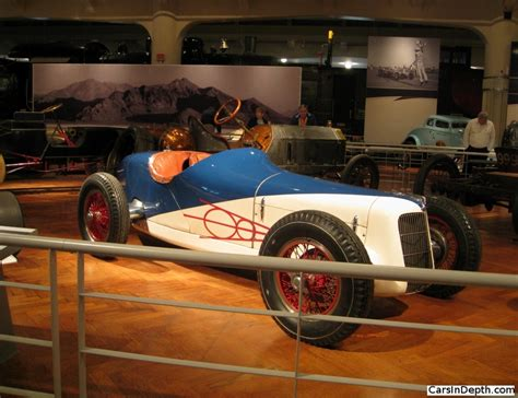 beautiful loser preston tucker henry ford harry millers  fwd flathead ford indy racer