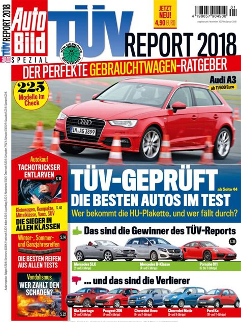 Auto Bild Lesen by Auto Bild T 220 V Report Zeitschrift Als Epaper Im Ikiosk Lesen
