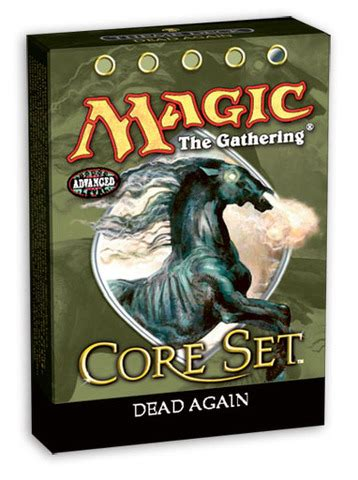 edition dead  theme deck magic products mtg