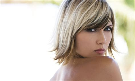 haircut deals on groupon haircut conditioning and style atrium salon day spa