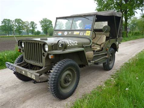 Willys Mb Jeep Missing Picture Ad Milweb Classifieds