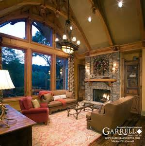 craftsman house plans with interior photos garrell associates inc nantahala cottage house plan 06383 lodge room design by michael w