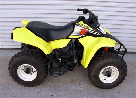 Suzuki Lt80 2002 Suzuki Lt80 Sport