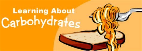 carbohydrates kinds learning about carbohydrates