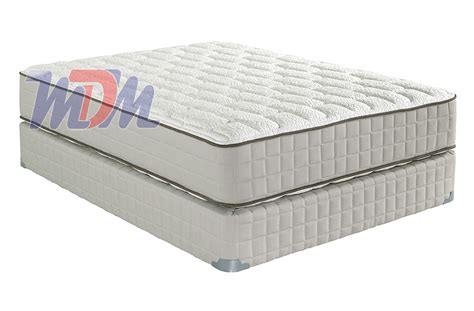 Coolest Mattress by Legacy I Firm Flippable Mattress