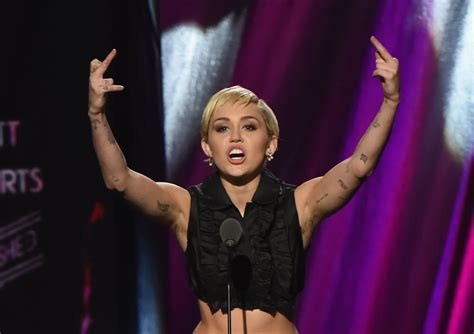 women with longest pubic hairs miley cyrus long armpit hair raises eyebrows