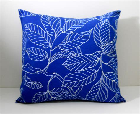 ikea throw pillows throw pillow cover 18 x 18 blue ikea canvas by