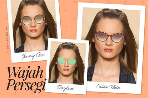 Charlize Sg Calliope tips cara memilih kacamata yang sesuai dengan bentuk