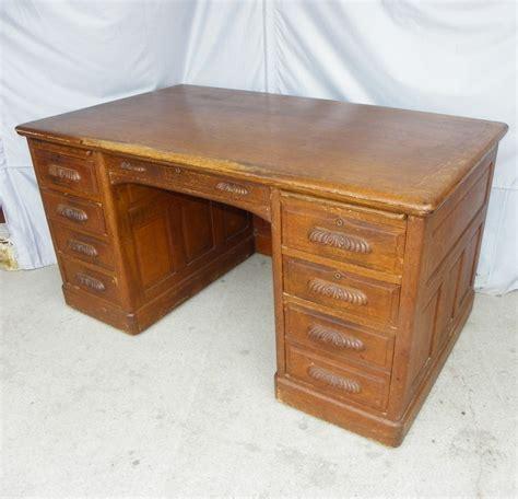 Bargain John S Antiques 187 Blog Archive Antique Oak Paneled Antique Office Desk For Sale