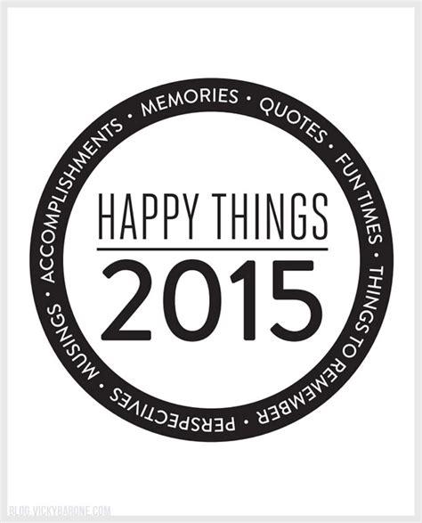 printable happy jar quotes happy things memory jar 2015 vicky barone
