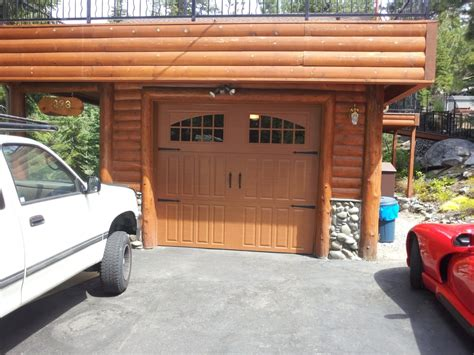 Truckee Overhead Door Amarr Steel Carriage Style Door Yelp