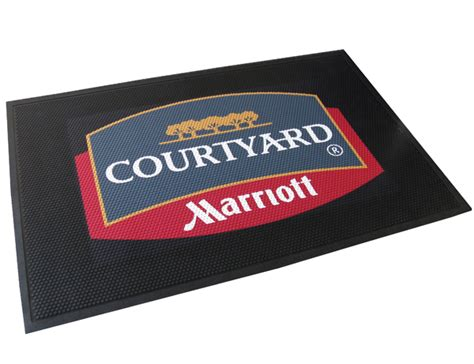custom rubber st logo rubber scraper logo mats are logo floor mats by american