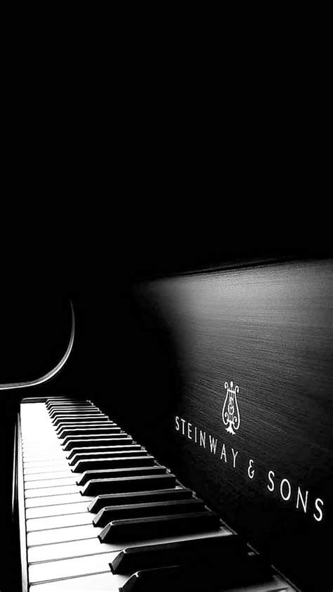 Wallpaper Android Music | steinway and sons black piano android wallpaper free download