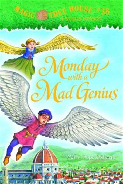 magic tree house wiki monday with a mad genius the magic tree house wiki
