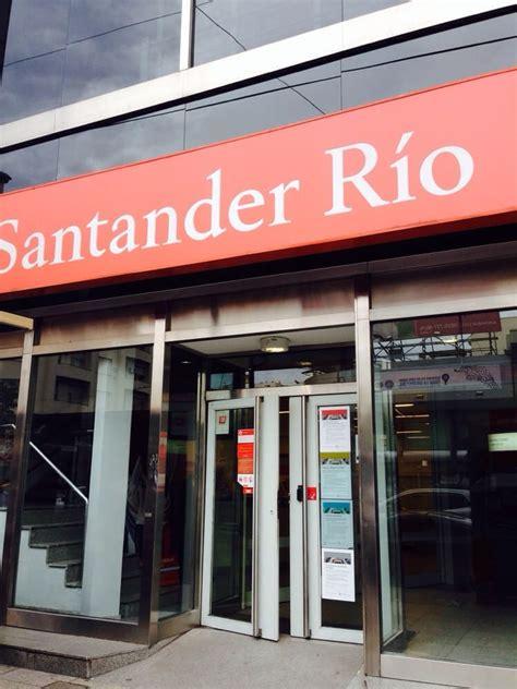 banco santander numero banco santander bancos y cajas av cabildo 769